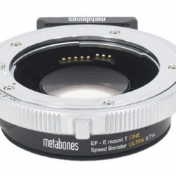 Metabones speedbooster EF to E cine